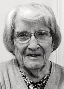 Nancy Maud Clarke