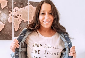 Jasmine Ancona, co-founder of The Mom Market, will soon be calling Nova Scotia's South Shore home. Contributed