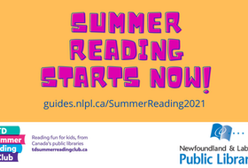 The Newfoundland and Labrador Public Libraries is ready to go with its summer reading programs.