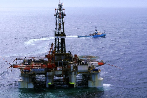 The Terra Nova project, located about 350 km off Newfoundland and Labrador.