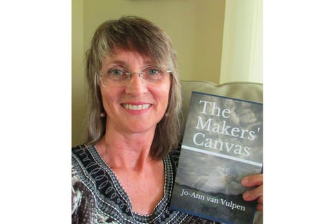 Jo-Ann van Vulpen of Sundridge has added author to her professional titles by writing a book about a young boy who grows up in challenging circumstances and becomes party to a vicious crime.