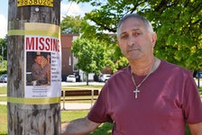Gord Taylor of St. John's is holding out hope that his brother, Stewart Taylor, will be found. Stewart Taylor went missing from Corner Brook on June 7. Gord Taylor was in the city on Thursday and met with some of his brother's friends.