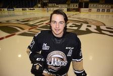 Cédric Desruisseaux was named the Quebec Major Junior Hockey League MVP on Thursday, June17.