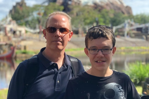 Colin Wood's son Connor has benefited from the programs and support offered by Autism Pictou County.