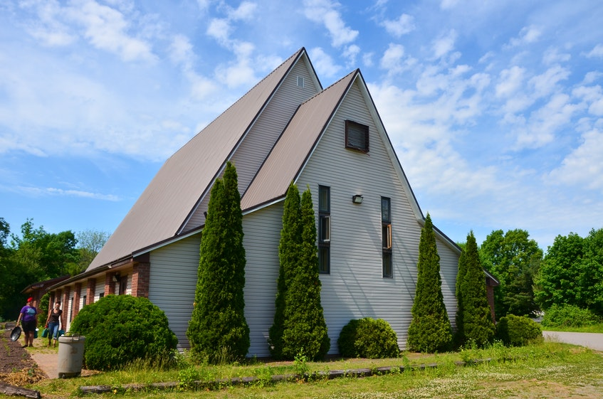 The Valley Community Learning Association recently purchased the former Christian Reform Church property on Oakdene Avenue in Kentville. The building and land will be used for a wide variety of community learning opportunities, some involving gardens and greenhouses. KIRK STARRATT