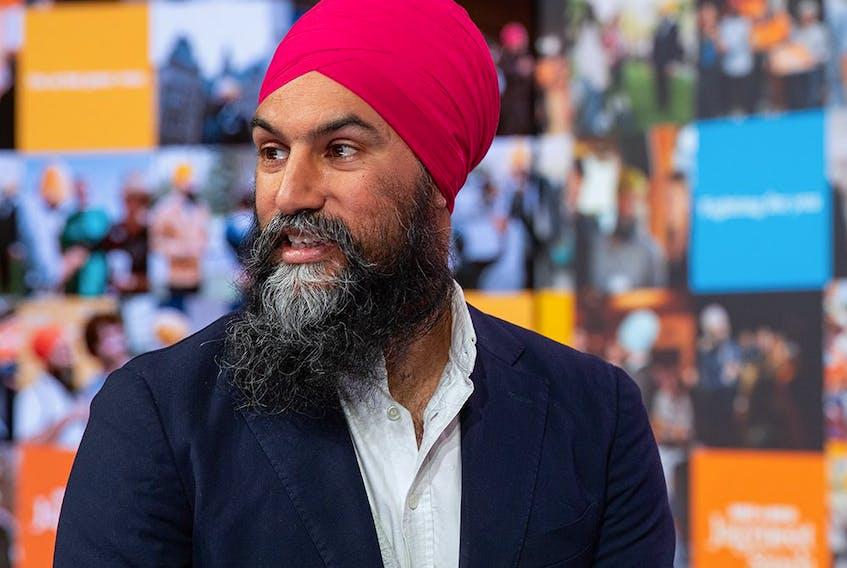 Federal NDP Leader Jagmeet Singh.