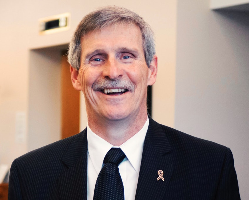 PC Bonavista MHA Craig Pardy — Glen Whiffen