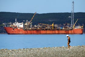 The future of the Terra Nova floating production, storage and offloading (FPSO) vessel has been decided — government funds and an ownership restructuring have temporarily saved the vessel. Telegram file photo