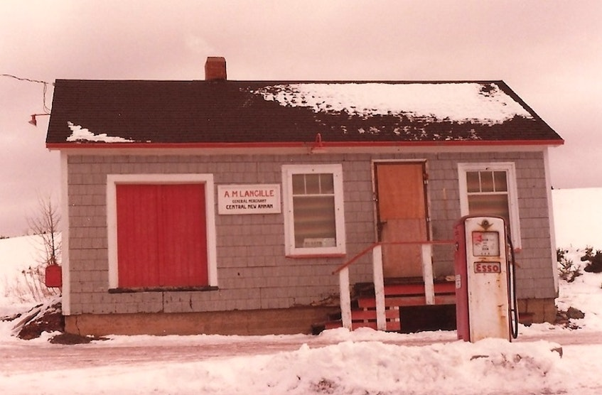 The old A.M. Langille general store in Central New Annan. - Contributed