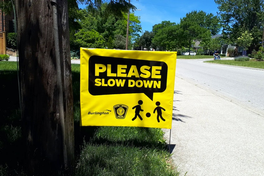 Most traffic-calming aids are only effective when they are new and are easily ignored once drivers get used to them. Lorraine Sommerfeld/Postmedia News - POSTMEDIA