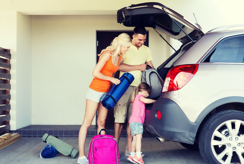 There's more to getting the car ready for a road trip than packing the gear you'll need. 123rf stock photo