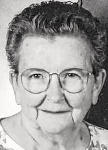 Mary Helena Keefe (Nee Gallant)