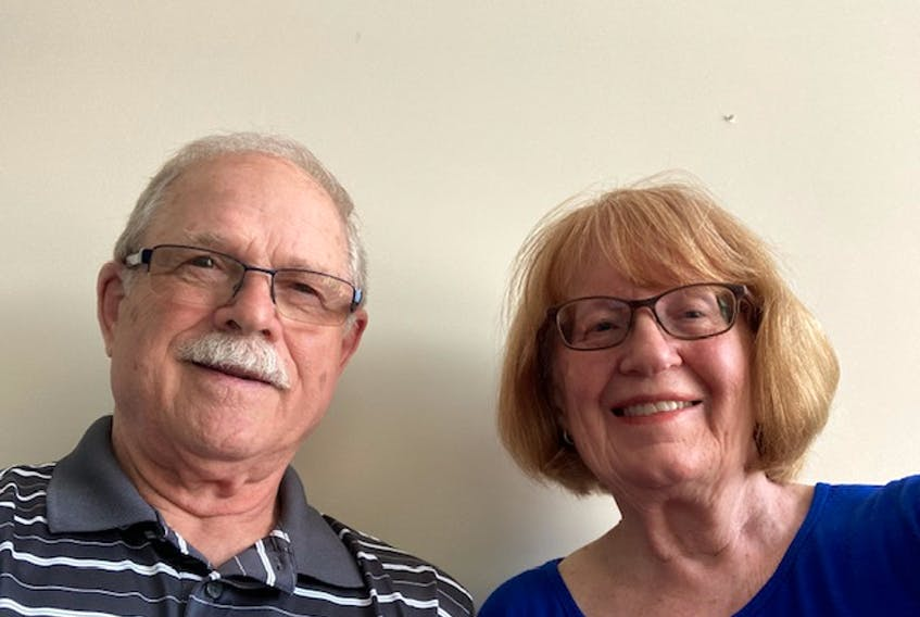 In the last seven years, Gary and Betty Richardson of Halifax, shown here in June, 2021, have gained and then lost seven family doctors.