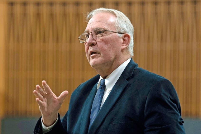 Public Safety Minister Bill Blair has faced criticism for downplaying the role international travel plays in Canada's COVID-19 cases.