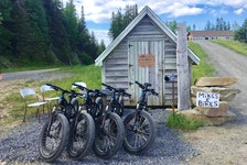 Mike's E Bikes is headquartered on Route 19 south of Mabou. CONTRIBUTED