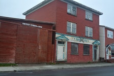 The Banker's Pub is one of several properties in Carbonear going up for auction to recoup back taxes.