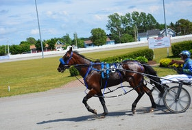 Screen Test and driver Corey MacPherson have drawn the rail for the$6,000 Cecil Ladner Memorial Invitationalat Red Shores Racetrack and Casino at the Charlottetown Driving Park on Saturday.
