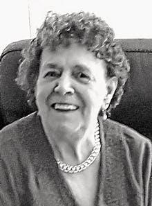 "Elizabeth Joyce ""Betty"" Evans (Mills)"