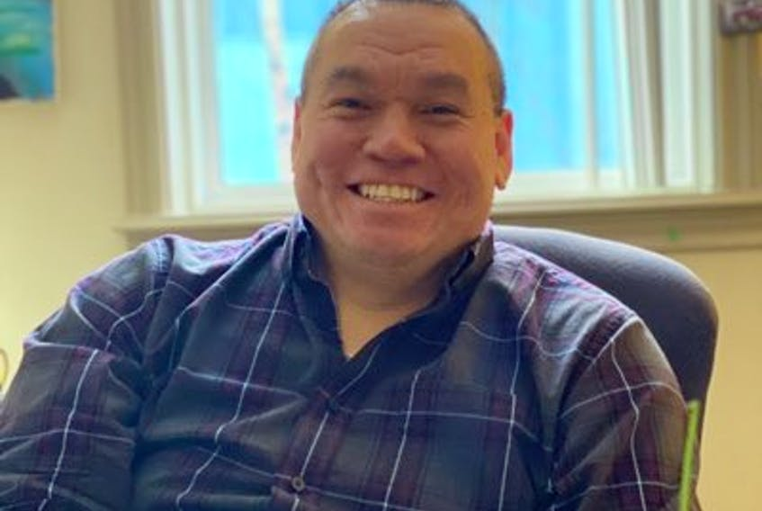 Nunatsiavut Health and Social Development Minister Gerald Asivak says this is a big step for his people and government. Courtesy of Twitter