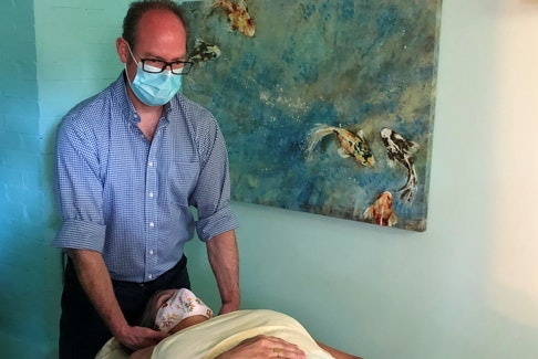 Terry Kemp, a registered massage therapist who is a certified manual lymphatic draining (MLD) therapist and a combined decongestive therapist (CDT), is the owner of The MLD Clinic in Halifax, which helps people with Lipedema.