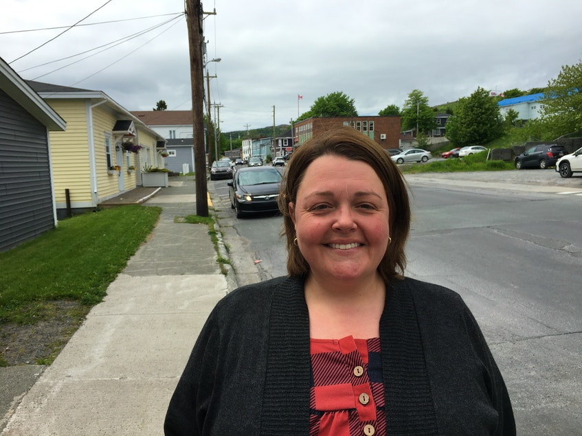 Pamela Edwards is one of the organizers of Randy's Run. — Nicholas Mercer/SaltWire Network