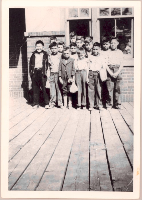 These boys were kept separate from the girls once they arrived at Shubenacadie, with some siblings not even knowing their brother or sister was also at the school.   - Contributed