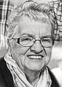 Helen Marie Wiper (Hartlen)