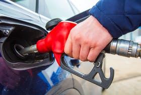 The price of gas rose 2.1 cents per litre overnight Thursday, June 3.