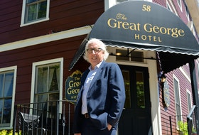 Kevin Murphy, president of the Murphy Hospitality Group, which owns three hotels on P.E.I., including The Great George, said he is encouraged by the province giving some clarity on border reopening plans, but this tourism year is still a bridge year to 2022.