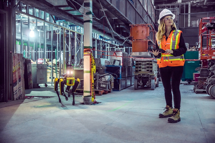 As Canada eyes its return to fully reopened construction projects, Pomerleau says the industry should now make recent insights into concrete changes. - Photo Contributed.