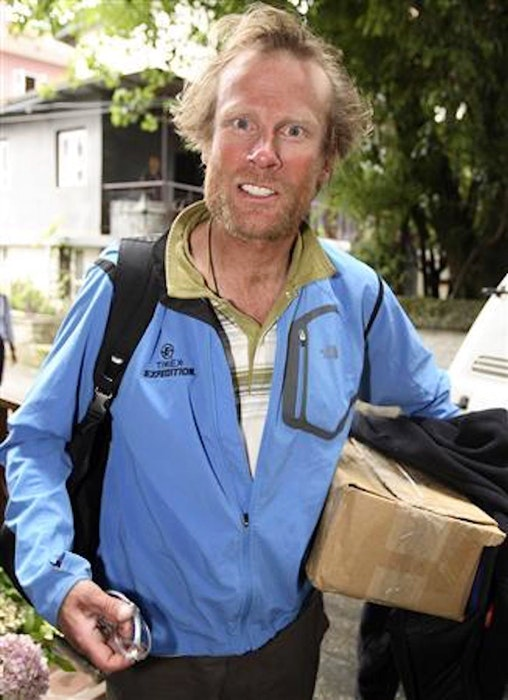 American climber Conrad Anker — Reuters file photo