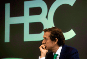 """""""I can tell you today that HBC has a financial value and a liquidity greater than it has in the last 350 years,"""" Richard Baker, the company's executive chairman and chief executive, said in an interview on Monday."""