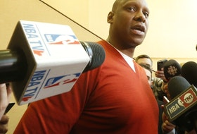 The Toronto Raptors and president Masai Ujiri, are hoping for lottery luck on Tuesday.