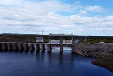 The Twin Falls dam was built in 1959 and powered the construction of the Churchill Falls project. It was decommissioned in 1972 when the Upper Churchill came online in the early 1970s.