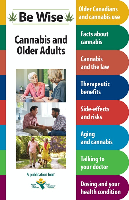 BE WISE – CANNABIS AND OLDER ADULTS