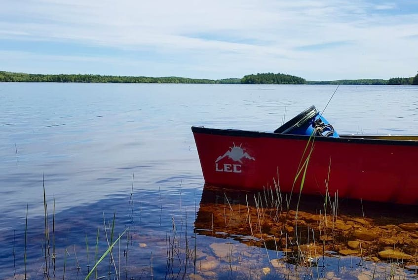 The Lawrencetown Education Centre is missing four canoes and a custom-made trailer following a recent theft of more than $15,000 worth of equipment from the school based in Annapolis County. – Contributed