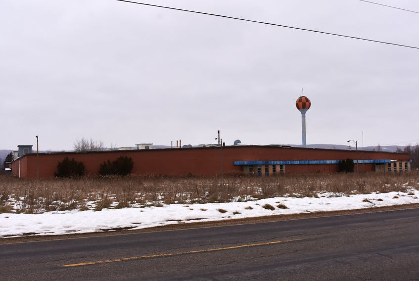 The former Britex plant in Centrelea recently went up for tax sale, and the successful bidder will assume ownership after a six-month redemption period if the current owner does not settle outstanding taxes owed. – File photo