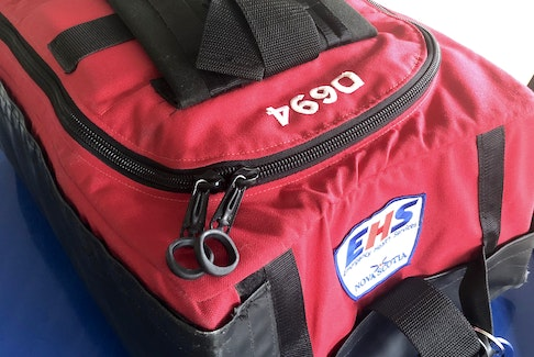 Emergency Health Services is seeking the public's help in finding a medication bag reported missing from one of its ambulances in Sydney.