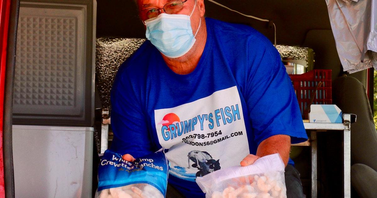 Hants County fishmonger on the move | Saltwire