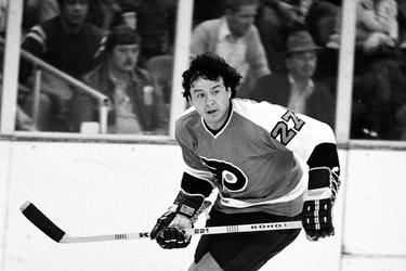 Philadelphia Flyers sniper Reggie Leach holds an NHL playoff record, having scored goals in 10 consecutive post-season games.