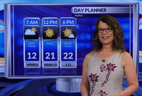Halifax Morning Brief: Not as close behind the cold front