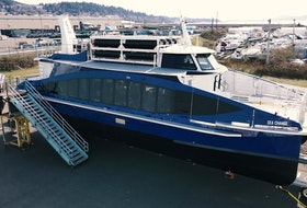 Switch Maritime built the 22m Sea Change passenger ferry for use in San Francisco Bay. It's the world's first hydrogen fuel cell powered ferry. A hydrogen-powered ferry could be a possibility for the service between Bedford and Halifax announced earlier this month.