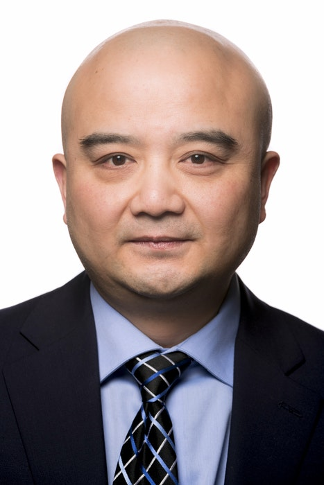 Dr. Shine (Xu) Zhang of Cape Breton University is the Canada Research Chair (Tier II) in healthy environments and communities and the Industrial Research Chair in applied nanotechnology. CONTRIBUTED - Jessica Smith