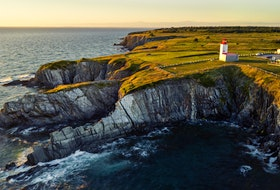 A proposed look-off on the headland behind Cape Saint Mary park is one of the public spaces included in a master plan for improvement.  Jack Brenner Photo