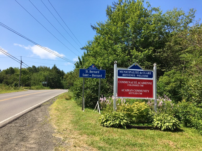 New wayfinding and gateway signage systems are some of the improvements planned in the Municipality of Clare's master plan site improvements.  - Contributed
