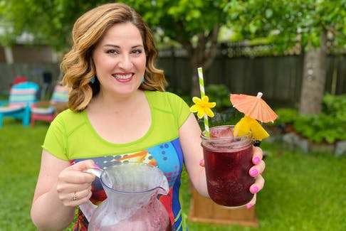 Looking for a twist on a classic? Blueberry lemonade could easily turn out to be your go-to bevvie this summer. – Paul Pickett photo
