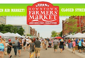 Charlottetown's Downtown Farmers' Market will return starting at 11 a.m. on June 27, 2021.