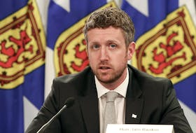 Premier Iain Rankin announced support is being doubled for The Flower Cart Group's construction of a new facility to $1 million.