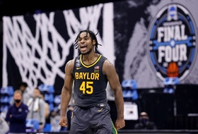 Might the Raptors be interested in Baylor guard Davion Mitchell at fourth overall in the NBA draft next month?