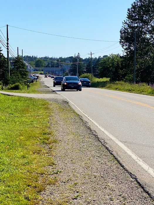 The Municipality of Yarmouth has a 300m stretch of busy Hwy. #1 by Dayton Red & White on the planning board for a sidewalk.  CARLA ALLEN • TRICOUNTY VANGUARD